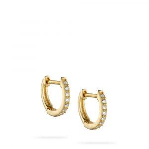 Stacking Hoop Earrings